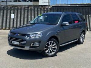 2016 Ford Territory SZ MkII Titanium Seq Sport Shift Grey 6 Speed Sports Automatic Wagon New Lambton Newcastle Area Preview