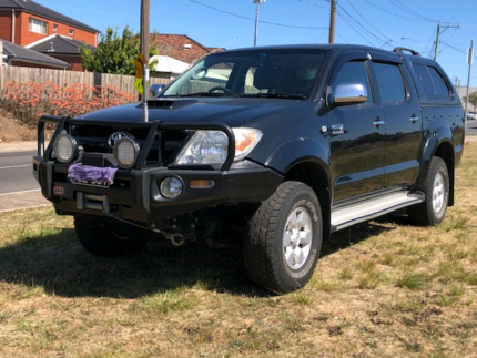 Toyota Hilux SR5 Airport West Moonee Valley Preview