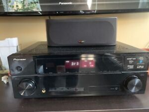 Excellent POLK AUDIO Home theatre system and Pioneer receiver