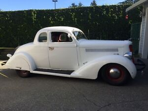 """1935 Dodge Brothers Coupe """"Old School Ride"""""""