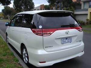 2006 Toyota Estima/Tarago 8 Seater Wagon Coburg Moreland Area Preview