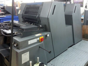 HEIDELBERG PM-2 - MUST MOVE