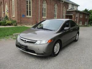 2008 Honda Civic Sdn DX-G CERTIFIED ONLY $3962