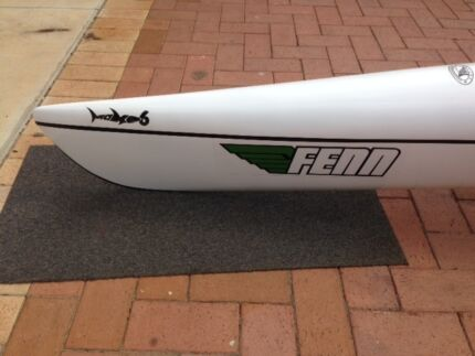 Fenn Mako 6 Full Carbon Ski Maylands Bayswater Area Preview