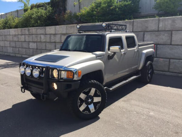 Hummer H3t For Sale Canada