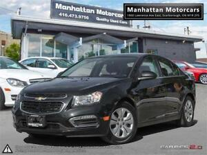 2016 CHEVROLET CRUZE LT LIMITED AUTO |BLUETOOTH|CAMERA|WARRANTY