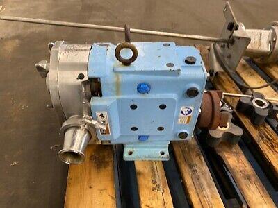 Waukesha 060 U2 Rotary Pump