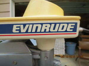 EVINRUDE SCOUT ELECTRIC TROLLING MOTOR