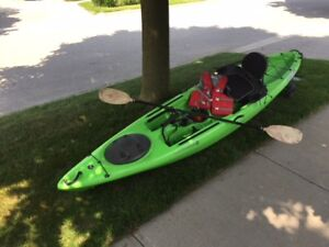 Fishing Kayak For Sale - Wilderness Systems Ride 135