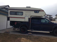 8ft Truck Camper for Sale Ultra light only 1200lbs