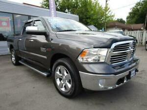 2015 RAM 1500 BIG HORN * ONLY 55,000 KMS * DIESEL * LIKE NEW !!!