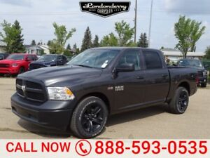 2017 Ram 1500 CREW CAB ST          AIR CONDITIONING  TRACTION CO