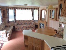 Static Caravan For Sale On Riverside Leisure Park In Wooler.......Northumberland