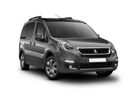 2018 PEUGEOT PARTNER TEPEE 1.6 BlueHDi 100 Outdoor 5dr