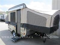 **CLEARANCE! *SLEEPS 6 *NEW POP UP TRAILER * CLIPPER 106
