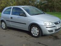 Vauxhall Corsa 1.0i Life 12v , 2006 06 , ------ 1 Years MOT ------ , Excellent Condition