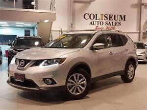 2016 Nissan Rogue SV-AWD-PANO ROOF-ONLY 52KM