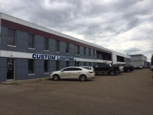 Industrial for Lease in South Edmonton & Leduc
