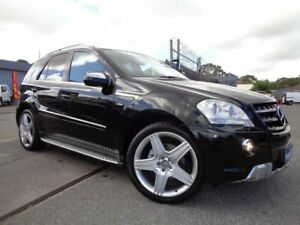 2010 Mercedes-Benz ML W164 09 Upgrade 300 CDI Sports Luxury (4x4) 7 Speed Automatic G-Tronic Wagon Pooraka Salisbury Area Preview