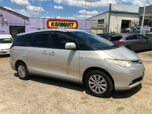 2006 Toyota Tarago ACR50R GLi Silver 4 Speed Automatic Wagon North St Marys Penrith Area Preview