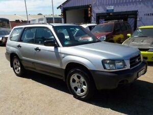 2004 Subaru Forester 79V MY04 X AWD Silver 4 Speed Automatic Wagon North St Marys Penrith Area Preview