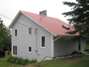 Summer House on the Lighthouse Route---Weekly Rental