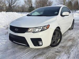 2012 kia Forte Koup EX ***LOW KMS***