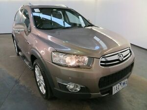 2014 Holden Captiva CG MY13 7 LX (4x4) Bronze 6 Speed Automatic Wagon Albion Brimbank Area Preview