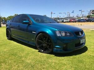 2012 Holden Commodore VE II MY12 SS Chlorophyll 6 Speed Manual Sedan Maddington Gosnells Area Preview