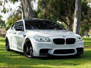 2012 BMW M5 F10 MY12 M-DCT Black 7 Speed Sports Automatic Dual Clutch Sedan Myaree Melville Area Preview