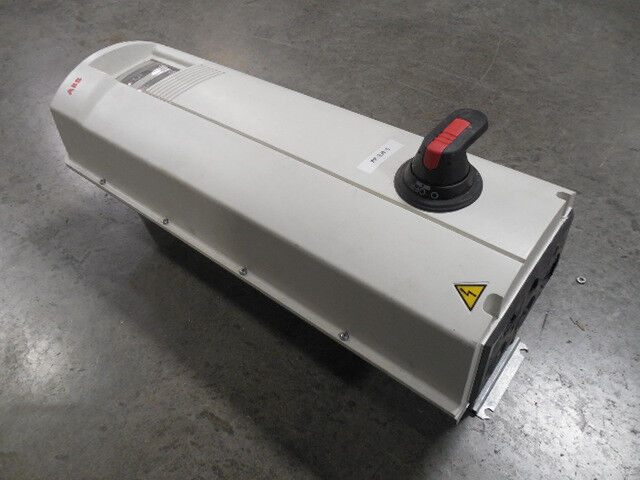 Used Abb Ach401601132+10a00000 15 Hp Variable Frequency Drive