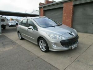 2010 Peugeot 308 Touring XSE Champagne 4 Speed Automatic Wagon Gilles Plains Port Adelaide Area Preview