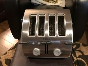 T-Fal 4 Slice Toaster