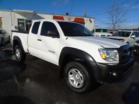 2011 TOYOTA TACOMA  EXTENDE CAB 4X4 AUTO,AIR,ONE OWNER NO ACCIDE