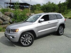 2018 Jeep Grand Cherokee LIMITED 4X4 (JUST $38977! ORIGINAL MSRP