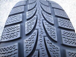2 used 185/60/15 NOKIAN WR winter tires