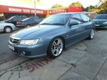 2005 Holden Berlina VZ Sedan 4dr Auto 4sp 3.6i Blue Automatic Sedan Croydon Burwood Area Preview