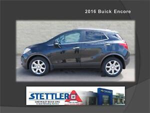 NEW 2016 Buick Encore Leather