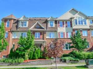 Immaculately Maintained 2+1 Bdrm, 2 Full Bath Townhome