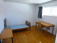 Close to UofC train station single room for rent