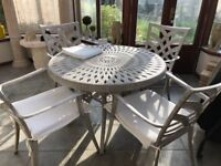 Outdoor Garden Furniture Set