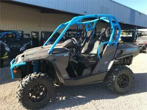 HUGE REBATES ON 2019 CAN AM COMMANDER 800CC AND 1000 MODELS