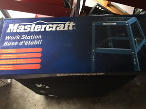 brand new Mastercraft work station
