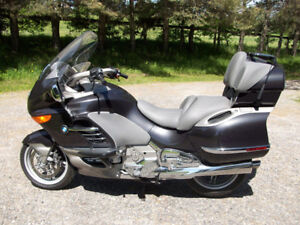 BMW K1200LT  motorcycle for sale