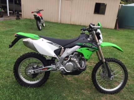 2014-Kawasaki-KLX450R-as-new-Road-Trail  Motor bike for sale