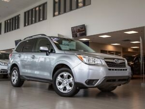 2015 Subaru Forester 2.5i AT - $181 B/W (Tax in)