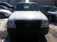 FORD RANGER! FUEL EFFICIENT! LOW KMS! VERY CLEAN!
