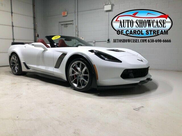 2016 White Chevrolet Corvette Z06 3LZ | C7 Corvette Photo 1