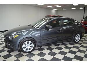 2015 Mazda 3 GX GX - LOW KMS**KEYLESS ENTRY**BLUETOOTH