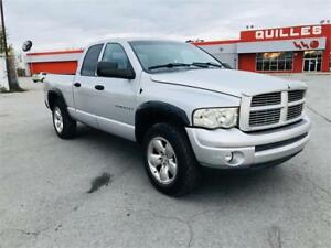 2002 DODGE POWER RAM 1500 4X4    5.9L
